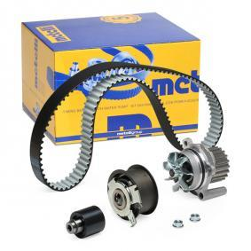 Water pump and timing belt kit with OEM Number 038 198 119 C