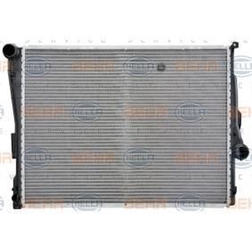 Radiateur, refroidissement du moteur avec OEM numéro 1 613 108