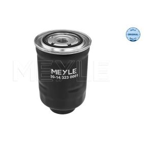 Fuel filter Height: 140mm with OEM Number 42072-AG060