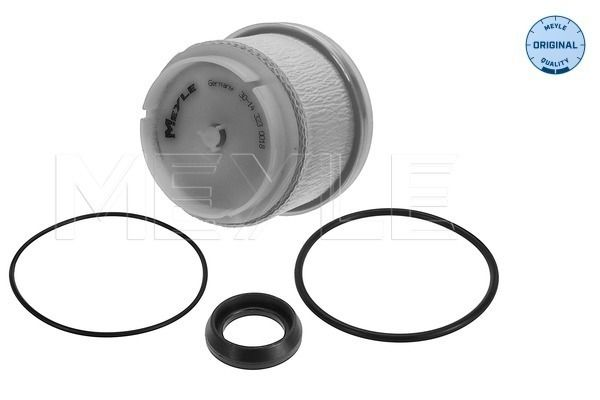 Inline fuel filter 30-14 323 0018 MEYLE MFF0136 original quality