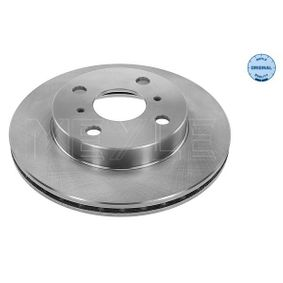 Bremsscheibe Bremsscheibendicke: 17,9mm, Lochanzahl: 4, Ø: 235mm mit OEM-Nummer 43512-52050