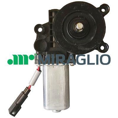 Motor eléctrico, elevalunas 30/2020 MIRAGLIO 30/2020 en calidad original