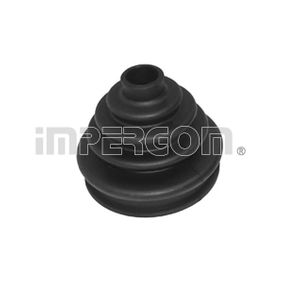 Bellow, driveshaft D1: 22mm, D2: 83mm with OEM Number 321498203A