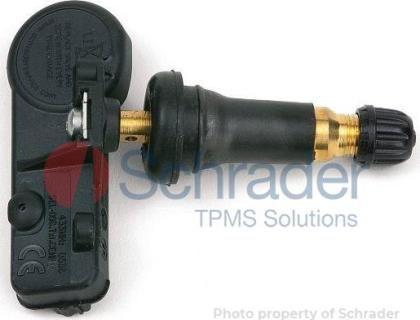 SCHRADER  3001 Wheel Sensor, tyre pressure control system