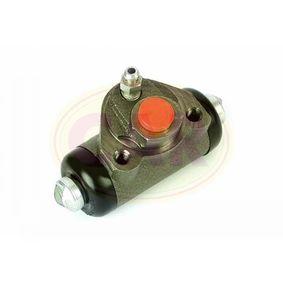 Radbremszylinder mit OEM-Nummer 4121616