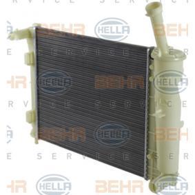 Kühler, Motorkühlung mit OEM-Nummer 1559504