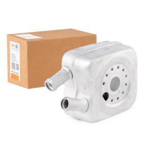 HELLA Ölkühler, Motoröl 8MO 376 726-221 für AUDI 80 (8C, B4) 2.8 quattro ab Baujahr 09.1991, 174 PS