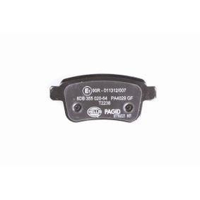 HELLA Ölkühler, Motoröl 8MO 376 778-001 für AUDI 80 (8C, B4) 2.8 quattro ab Baujahr 09.1991, 174 PS