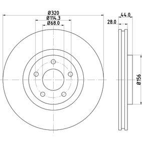 HELLA Ölkühler, Motoröl 8MO 376 778-041 für AUDI A6 (4B2, C5) 2.4 ab Baujahr 07.1998, 136 PS