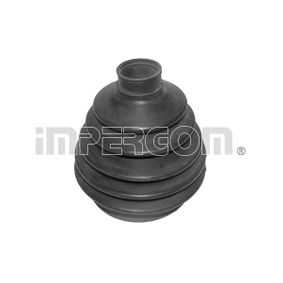 Bellow, driveshaft D1: 26mm, D2: 82,5mm with OEM Number 1H0 498 203