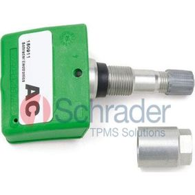 SCHRADER  3031 Wheel Sensor, tyre pressure control system