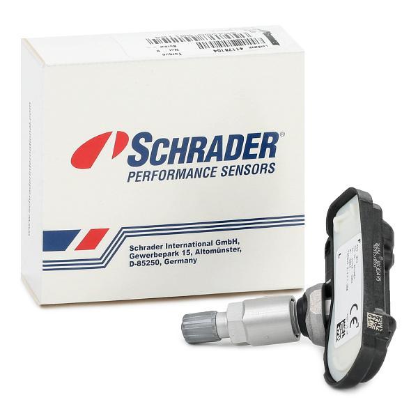 Wheel Sensor, tyre pressure control system SCHRADER 3033 expert knowledge
