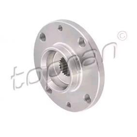 Wheel Hub 304 876 PANDA (169) 1.2 MY 2007