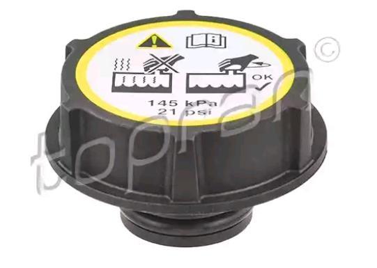 Tapón, depósito de refrigerante TOPRAN 304 951 evaluación