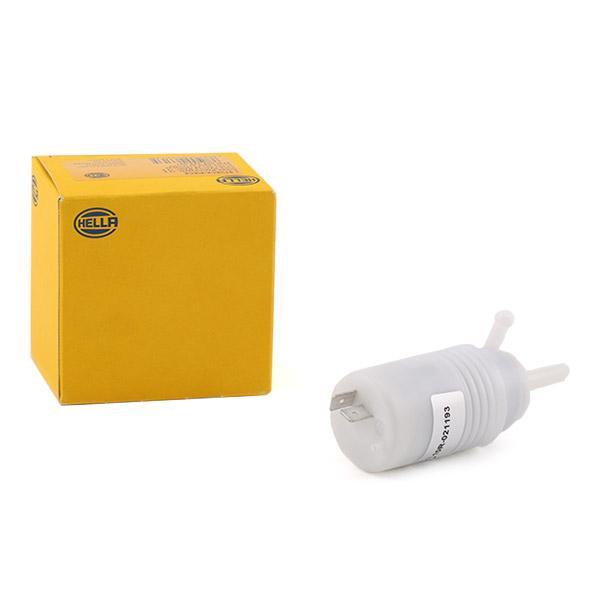 Waschwasserpumpe 8TW 004 223-031 HELLA 089312 in Original Qualität