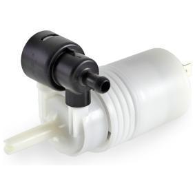 Waschwasserpumpe, Scheibenreinigung Fördermenge: 60l/h, Druck [bar]: 2bar mit OEM-Nummer 1450162