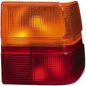 HELLA Heckleuchte 9EL 126 339-021 für AUDI 100 (44, 44Q, C3) 1.8 ab Baujahr 02.1986, 88 PS