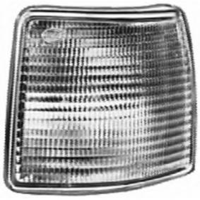 HELLA Blinkleuchte 9EL 129 161-011 für AUDI 80 (81, 85, B2) 1.8 GTE quattro (85Q) ab Baujahr 03.1985, 110 PS