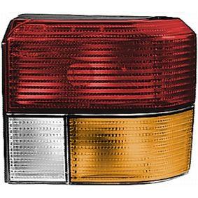 Heckleuchte gelb, rot mit OEM-Nummer 701 945 112