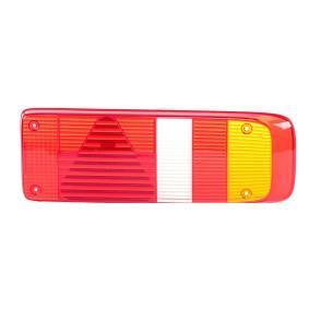 Стъкло за светлините, задни светлини 9EL 340 829-021 Golf 5 (1K1) 1.9 TDI Г.П. 2004