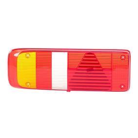 Стъкло за светлините, задни светлини 9EL 340 829-031 Golf 5 (1K1) 1.9 TDI Г.П. 2006