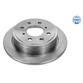 Спирачен диск дебелина на спирачния диск: 10мм, брой на дупките: 4, Ø: 238,5мм с ОЕМ-номер 42510-SK3-E00