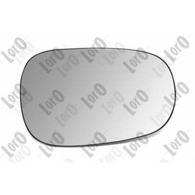 Spiegelglas, Außenspiegel mit OEM-Nummer 7701040256