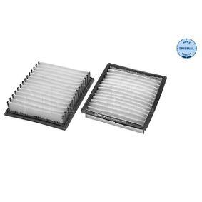 Filtro, aire habitáculo 312 319 0016/S 3 Compact (E36) 316i 1.9 ac 2000