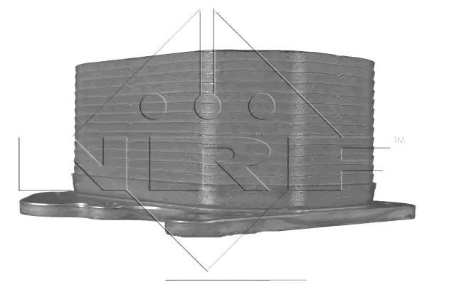 Oil Cooler NRF 31239 8718042175793