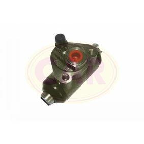 Radbremszylinder mit OEM-Nummer 790833