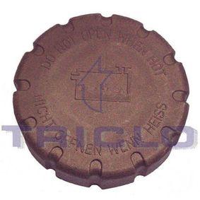 Tapón, depósito de refrigerante con OEM número 210 501 07 15
