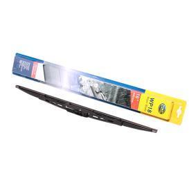 Wisserblad Voor, Aan passagierszijde, 450mm 9XW 178 878-181
