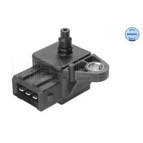 Sensor, Saugrohrdruck 314 800 0052 3 Limousine (E46) 320d 2.0 Bj 2001