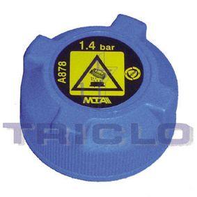 Капачка, резервоар за охладителна течност 314172 25 Хечбек (RF) 2.0 iDT Г.П. 2004