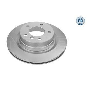 Bremsscheibe Bremsscheibendicke: 20mm, Lochanzahl: 5, Ø: 300mm mit OEM-Nummer 34 216 792 227