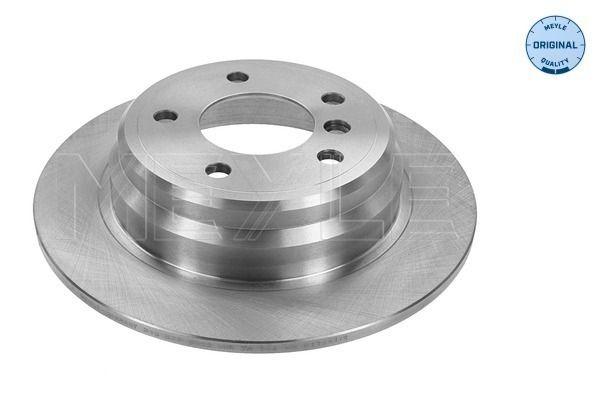 MEYLE  315 523 0040 Bremsscheibe Bremsscheibendicke: 10mm, Lochanzahl: 5, Ø: 298mm