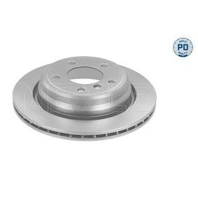 Bremsscheibe Bremsscheibendicke: 20mm, Lochanzahl: 5, Ø: 298mm mit OEM-Nummer 34.21.1.163.153