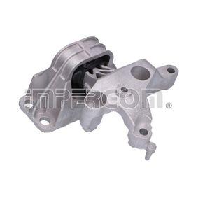 Lagerung, Motor Aluminium mit OEM-Nummer 8200805809