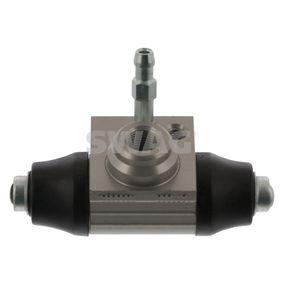 Cilindro de freno de rueda con OEM número 6QE 611 053