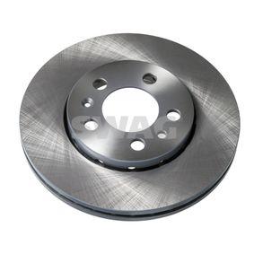 Bremsscheibe Bremsscheibendicke: 22mm, Ø: 256,0mm mit OEM-Nummer 8Z0 6153 01 B