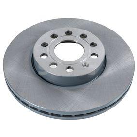 Bremsscheibe Bremsscheibendicke: 25mm, Ø: 288,0mm mit OEM-Nummer 5C0615301D