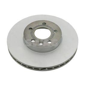 Bremsscheibe Bremsscheibendicke: 26mm, Ø: 300,0mm mit OEM-Nummer 1 141 782