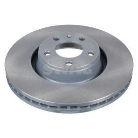 Bremsscheibe Bremsscheibendicke: 30mm, Ø: 321,0mm mit OEM-Nummer 4F0 615 301 E