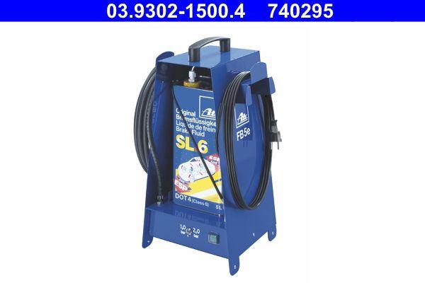 ATE  03.9302-1500.4 Füll- / Entlüftungsgerät, Bremshydraulik