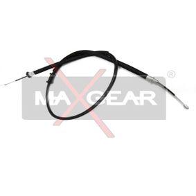 Cable, parking brake 32-0085 PUNTO (188) 1.2 16V 80 MY 2002