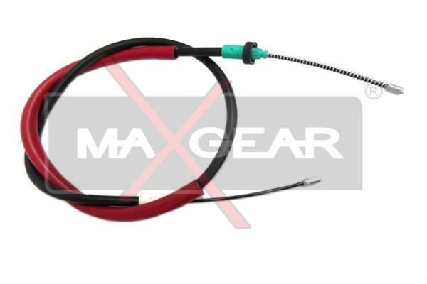 MAXGEAR  32-0273 Seilzug, Feststellbremse Länge: 1263mm, Länge: 1263mm, Länge: 1000mm, Länge: 1263mm