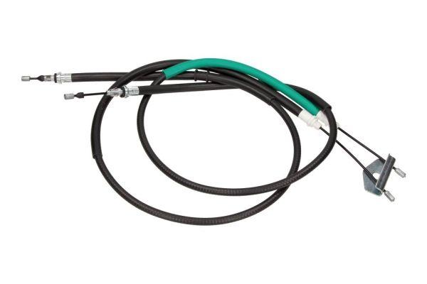 MAXGEAR  32-0447 Cable, parking brake Length: 1445/1257+1305/1115mm