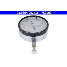 ATE Czujnik zegarowy 03.9304-0034.2