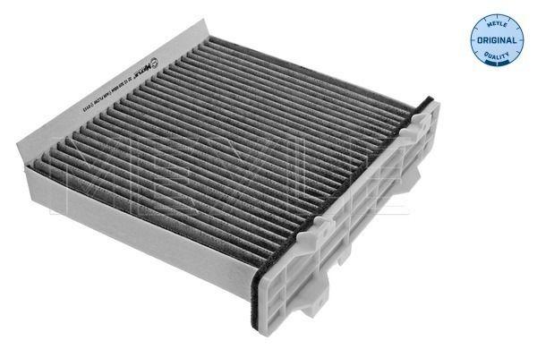 MEYLE  32-12 320 0004 Filter, Innenraumluft Länge: 216mm, Breite: 213mm, Höhe: 45mm