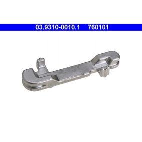 ATE Ferramenta de dobrar tubos 03.9310-0010.1